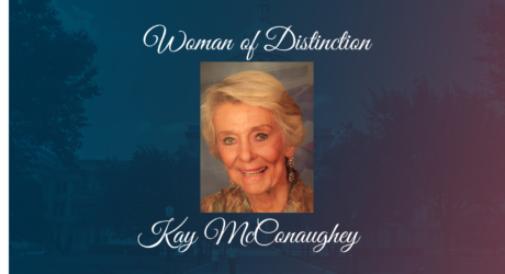 TFRW February Woman of Distinction