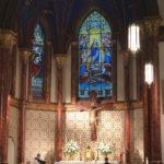 Inaugural Mass Monday 2