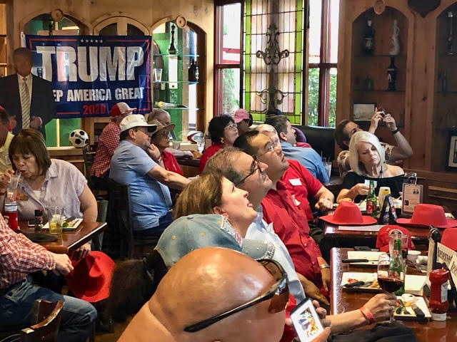 Alamo City RW Trump Watch Party 1